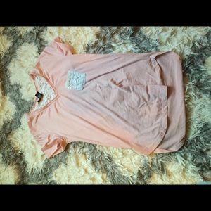 Baby Pink T shirt